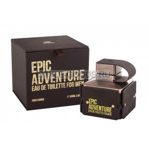Парфюм Epic Adventure Emper, 100 ml (м)