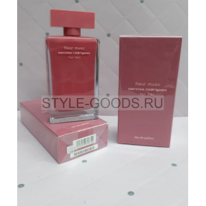 Narciso Rodriguez Fleur Musc for her, 100 ml (w)