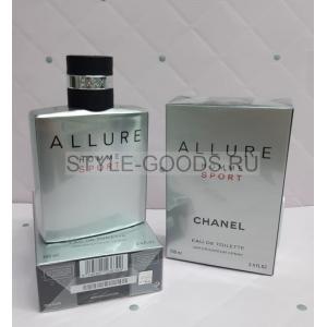 Chanel Allure Homme Sport, 100 ml (m)