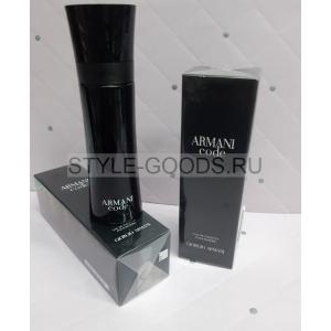 Armani Code для мужчин, 75 ml (m)