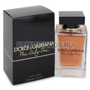 D&G The Only One eau de parfum, 100 ml (w)