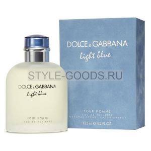 Dolce&Gabbana Light Blue Pour Homme, 125 ml (m)