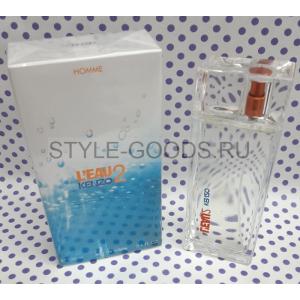 L`eau 2 KENZO Homme, 100 ml (Турция) (м)