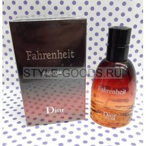 Dior Fahrenheit Parfum, 75 ml (Турция) (м)