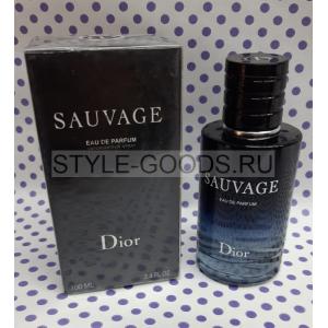 Dior Sauvage Parfum, 100 ml (Турция) (м)