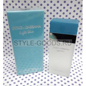 Dolce&Gabbana LIGHT BLUE, 100 ml (Турция) (ж)
