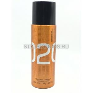 Дезодорант Escentric 02, 200 мл (унисекс)