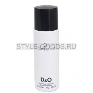 Дезодорант D&G 3, 200 мл (ж)
