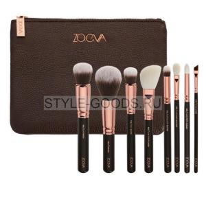Набор кистей для макияжа Zoeva 8 шт.