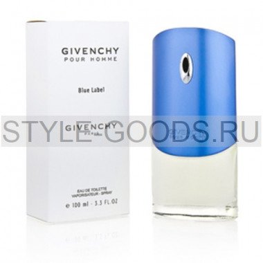 "Givenchy ""Blue Label Pour Homme"",100 мл (тестер)"