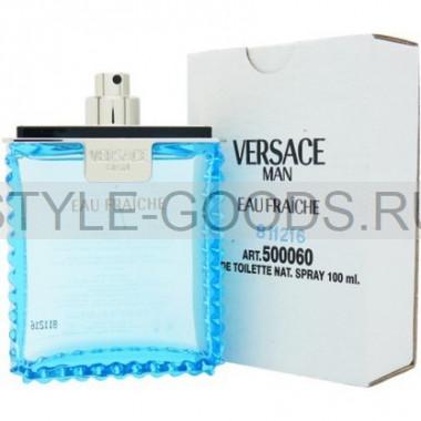 """Versace """"Man Eau Fraiche"""", 100 мл (тестер) (м)"""