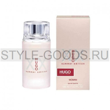 "Hugo Boss ""XX Summer Edition"""