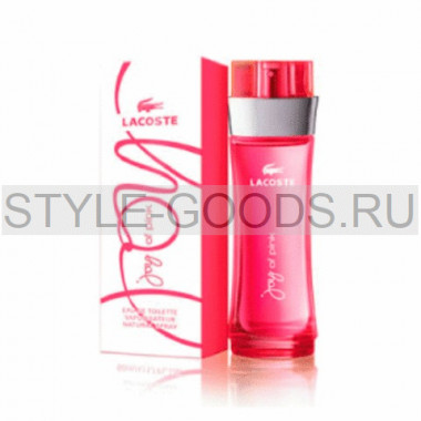 "Lacoste ""Joy Of Pink"""