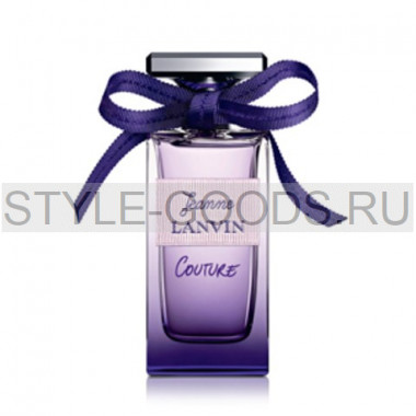 "Lanvin ""Jeanne Couture"""