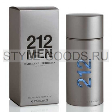 "Carolina Herrera ""212 Men"""