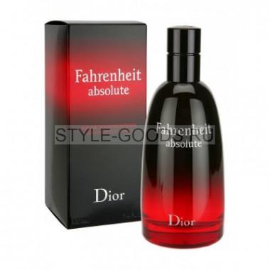 """Christian Dior """"Fahrenheit Absolute"""""""