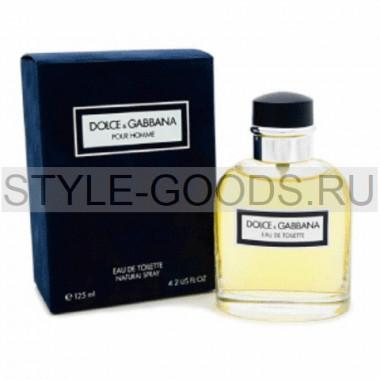 """Dolce & Gabbana """"Pour Homme"""""""