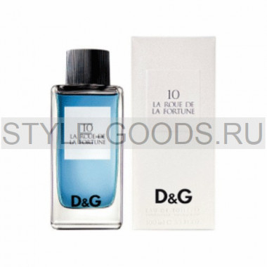 "Dolce & Gabbana ""10 la Roue de la Fortune"""