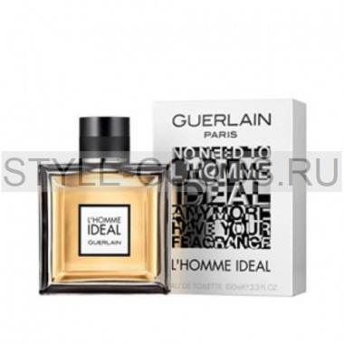 "Guerlain ""L'homme Ideal"""