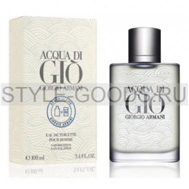 "Giorgio Armani ""Acqua for Life"""