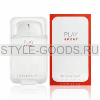 """Givenchy """"Play Sport"""""""