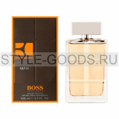 "Hugo Boss ""Orange Man"""