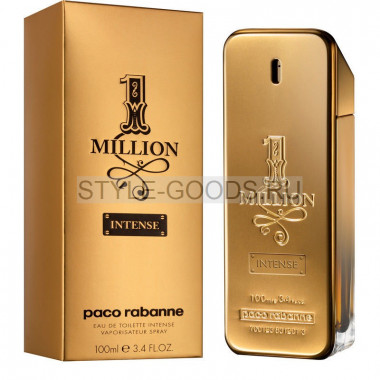 "Paco Rabanne ""One Million Intense"""