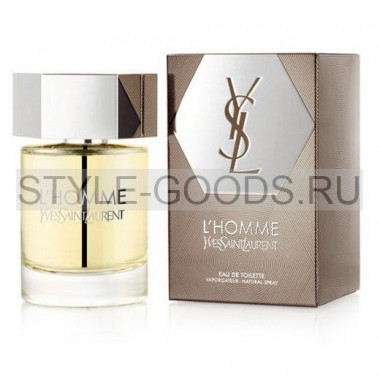 "Yves Saint Laurent ""L`Homme"""
