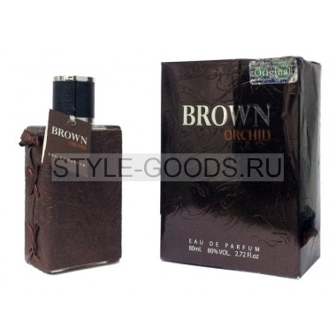 """Brown Orchid"" 80 ml"