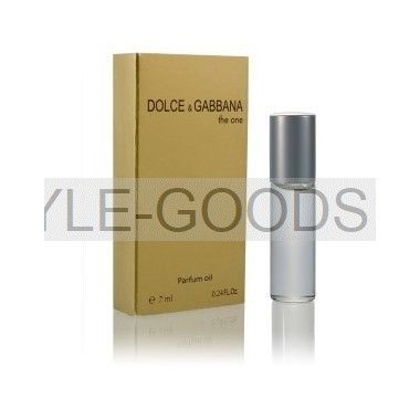 """Dolce and Gabbana """"The One"""""""
