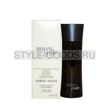 """Giorgio Armani """"Armani Code Pour Homme"""" (тестер)"""
