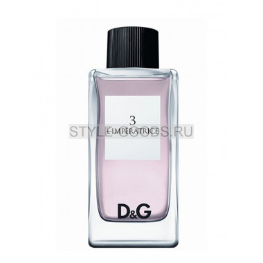 "D&G ""Anthology 3 L'Imperatrice"" 100 мл (тестер)"