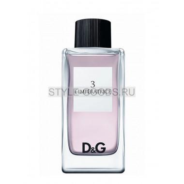 "D&G ""3 L'Imperatrice"", 100 мл (тестер) (ж)"
