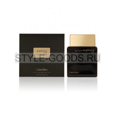 """Calvin Klein """"Euphoria Men Liquid Gold"""", 100 ml"""