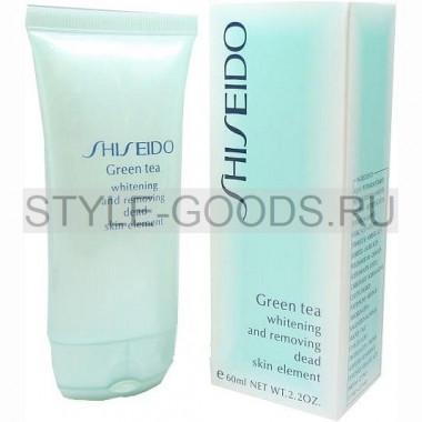"""Пилинг Shiseido """"Green Tea"""" 60 мл"""