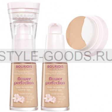 "Bourjois ""Flower Perfection"", 30 мл (№ 52)"