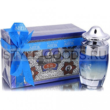 """лAl Sheik 70"" for men, 100 ml"