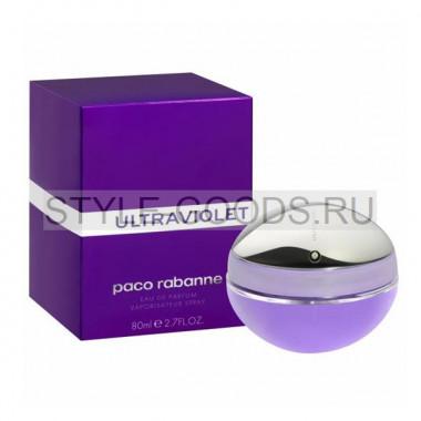 """Paco Rabanne """"Ultraviolet eau de parfum"""", 80 мл"""