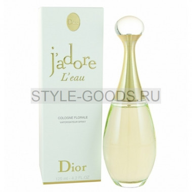 """Christian Dior """"J'Adore L`Eau"""", 100 мл"""