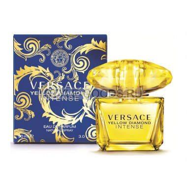 "Versace ""Yellow Diamond Intense"", 90 мл"