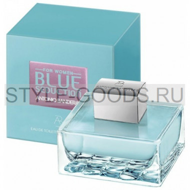 "Antonio Banderas ""Blue Seduction for Women''"