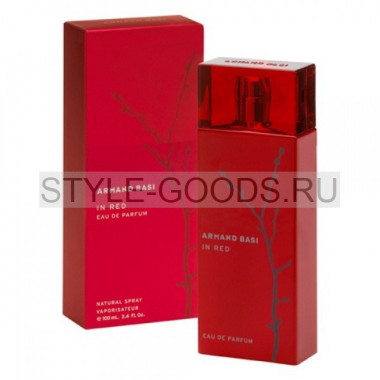 "Armand Basi ""In Red eau de parfum"", 100 мл"