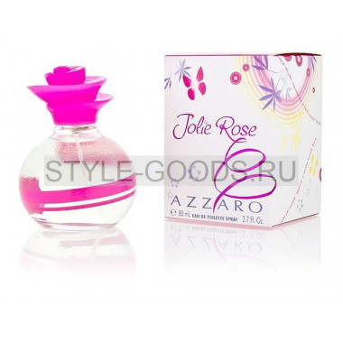 "Azzaro ""Jolie Rose"", 80 мл"