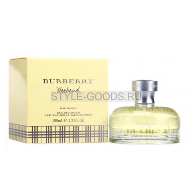 "Burberry ""Weekend"", 100 мл"