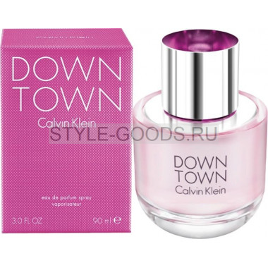 "Calvin Klein ""Downtown"", 90 мл"
