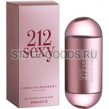 "Carolina Herrera ""212 Sexy"", 60 мл"