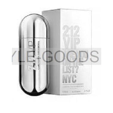 "Carolina Herrera ""CH 212 VIP Silver"", 100 мл"