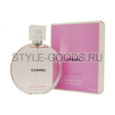 "Chanel ""Chance Eau Tendre"", 100 мл"