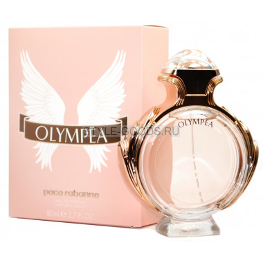 "Paco Rabanne ""Olympea"", 80 мл"