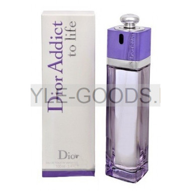 "Christian Dior ""Addict to Life"", 100 мл"